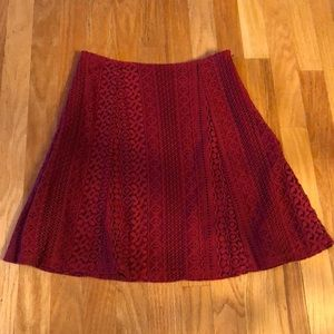 Adorable Lacey Crochet Skirt